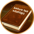 kahve falı sözlüğü